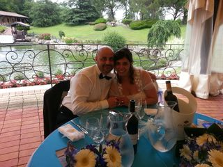 Le nozze di Fabio  e Claudia