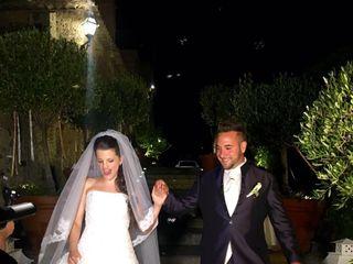 Le nozze di Jessica e Salvatore