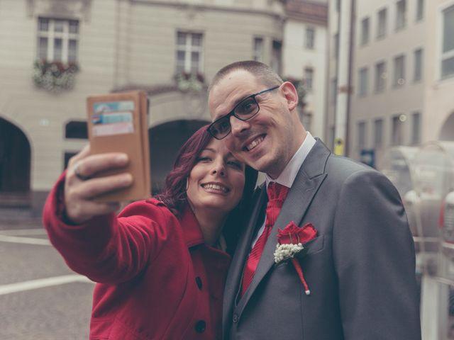 Il matrimonio di Matteo e Isabelle a Bolzano-Bozen, Bolzano 10