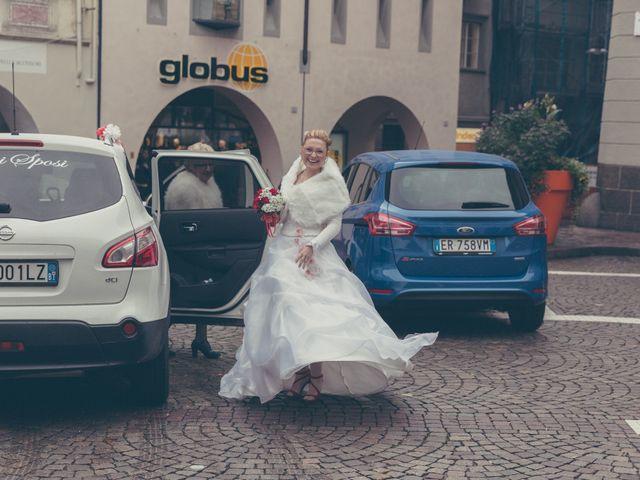 Il matrimonio di Matteo e Isabelle a Bolzano-Bozen, Bolzano 11