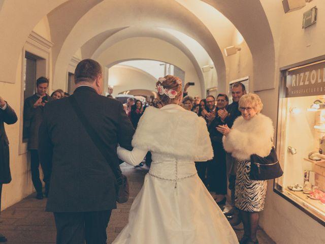 Il matrimonio di Matteo e Isabelle a Bolzano-Bozen, Bolzano 13