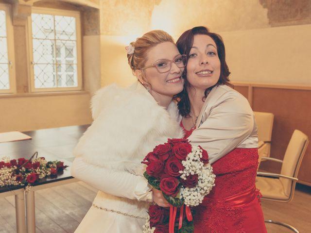 Il matrimonio di Matteo e Isabelle a Bolzano-Bozen, Bolzano 15