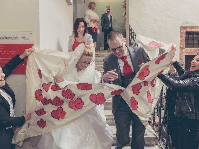 Il matrimonio di Matteo e Isabelle a Bolzano-Bozen, Bolzano 16