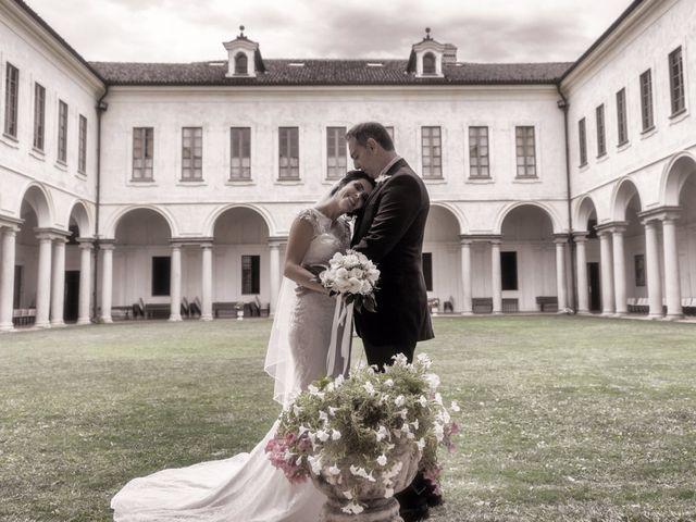 Le nozze di Maddalena e Vincenzo