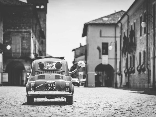 Il matrimonio di Giulio e Silvia a Cherasco, Cuneo 1