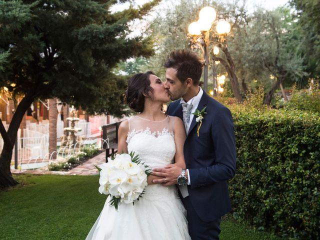 Le nozze di Melania e Luca
