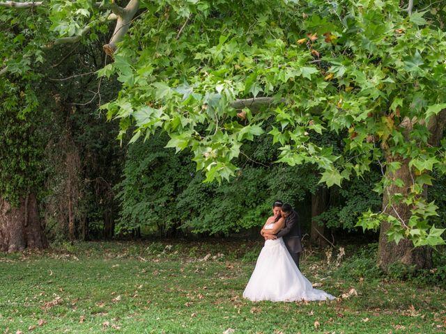 Le nozze di Loretta e Enrico