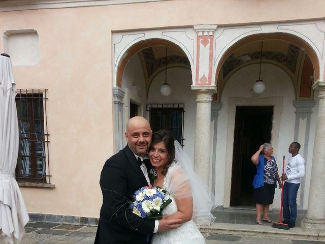 Il matrimonio di Claudia  e Fabio  a Orta San Giulio, Novara 8