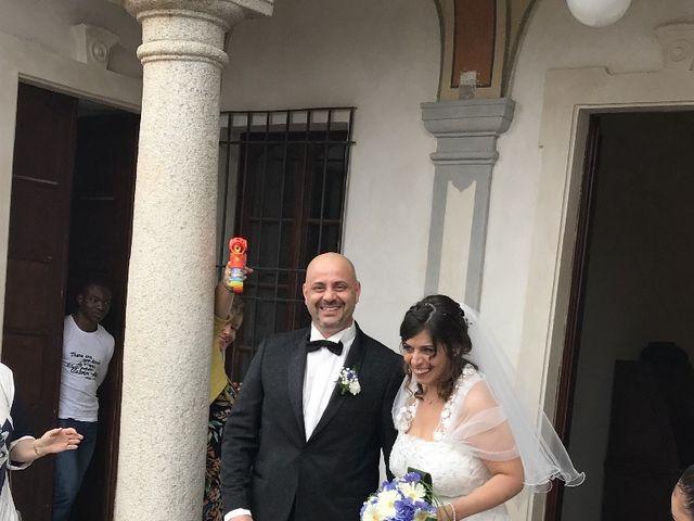 Il matrimonio di Claudia  e Fabio  a Orta San Giulio, Novara 11
