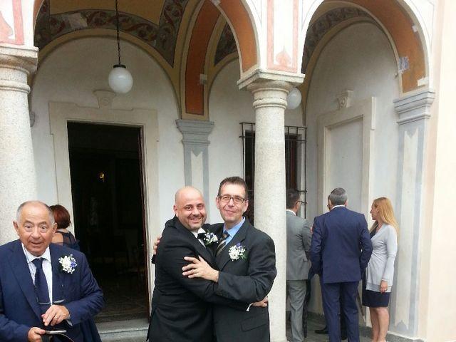 Il matrimonio di Claudia  e Fabio  a Orta San Giulio, Novara 1