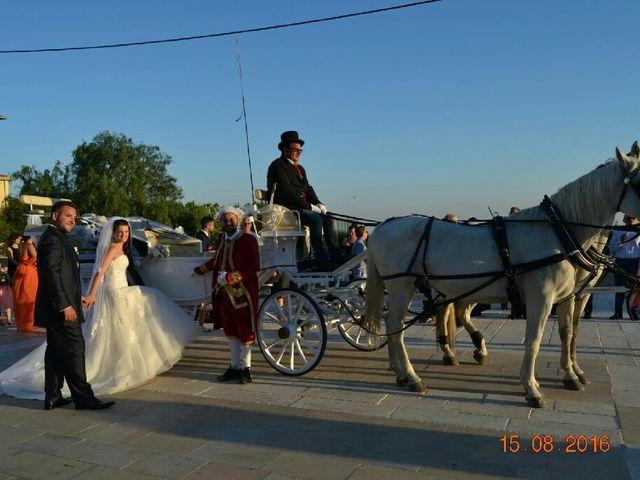 Il matrimonio di Salvatore e Jessica a Cutro, Crotone 2