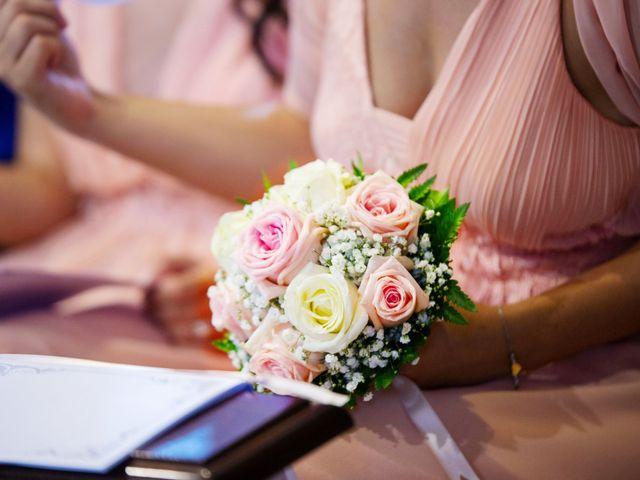 Il matrimonio di Riccardo e Anna a Angera, Varese 6