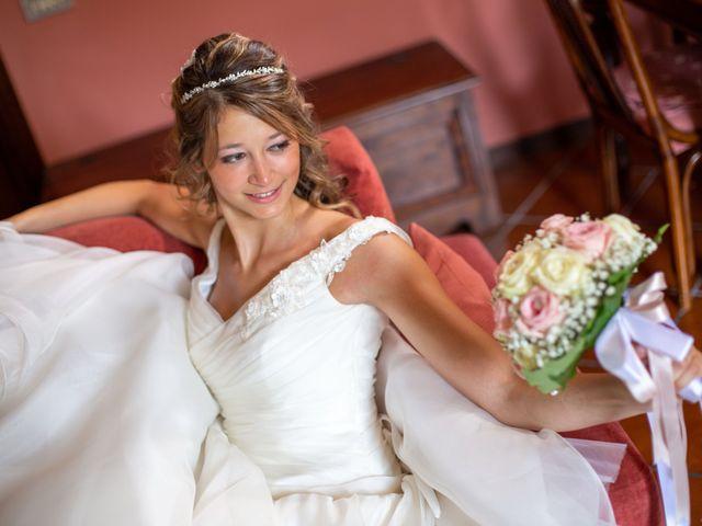 Il matrimonio di Riccardo e Anna a Angera, Varese 13