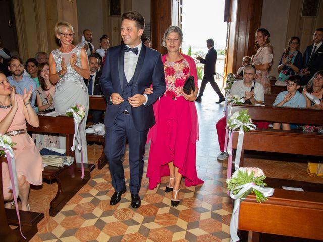 Il matrimonio di Riccardo e Anna a Angera, Varese 16