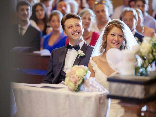 Il matrimonio di Riccardo e Anna a Angera, Varese 21