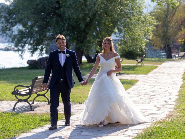 Il matrimonio di Riccardo e Anna a Angera, Varese 26