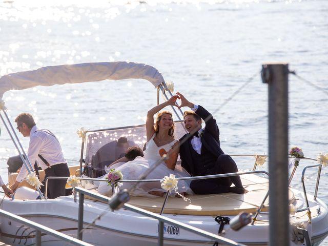 Il matrimonio di Riccardo e Anna a Angera, Varese 29