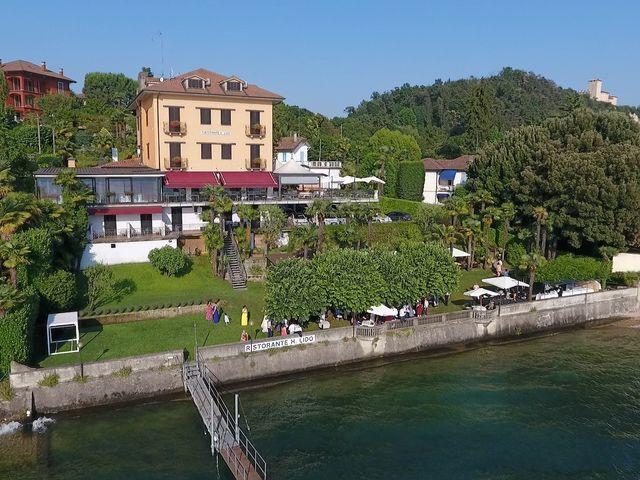 Il matrimonio di Riccardo e Anna a Angera, Varese 30