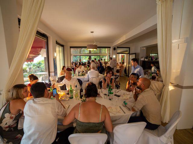 Il matrimonio di Riccardo e Anna a Angera, Varese 34