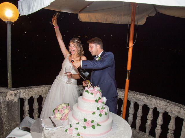 Il matrimonio di Riccardo e Anna a Angera, Varese 37