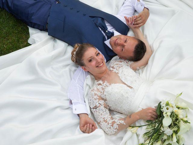 Le nozze di Deborah e Gianni