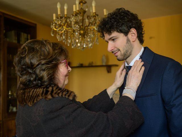 Il matrimonio di Domenico e Serena a Parma, Parma 4