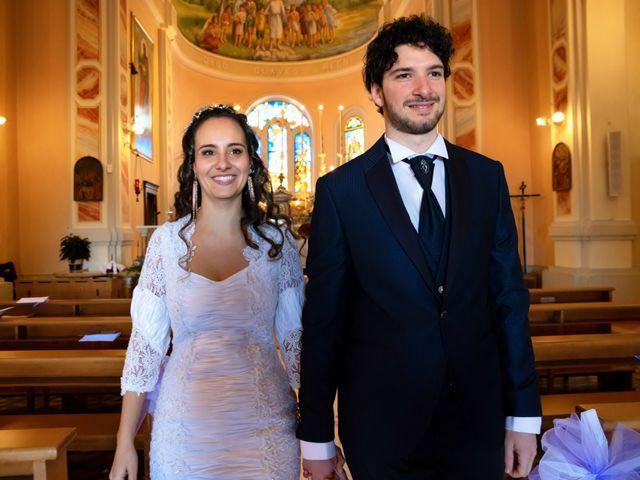 Il matrimonio di Domenico e Serena a Parma, Parma 10