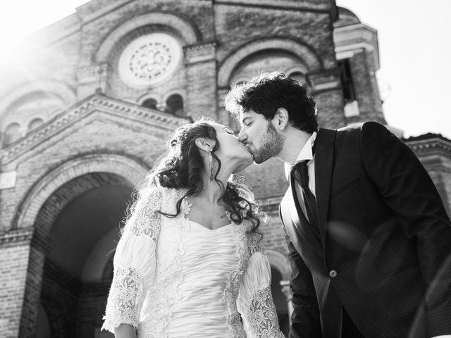 Le nozze di Serena e Domenico