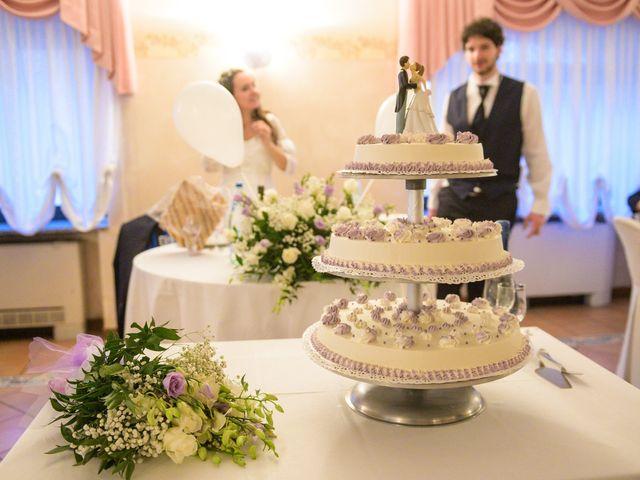 Il matrimonio di Domenico e Serena a Parma, Parma 19