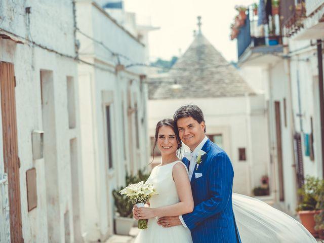 Il matrimonio di Daniela e Ivo a Alberobello, Bari 4