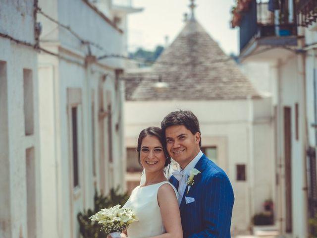 Il matrimonio di Daniela e Ivo a Alberobello, Bari 8