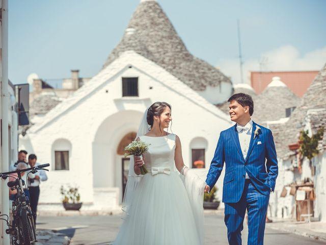 Il matrimonio di Daniela e Ivo a Alberobello, Bari 14