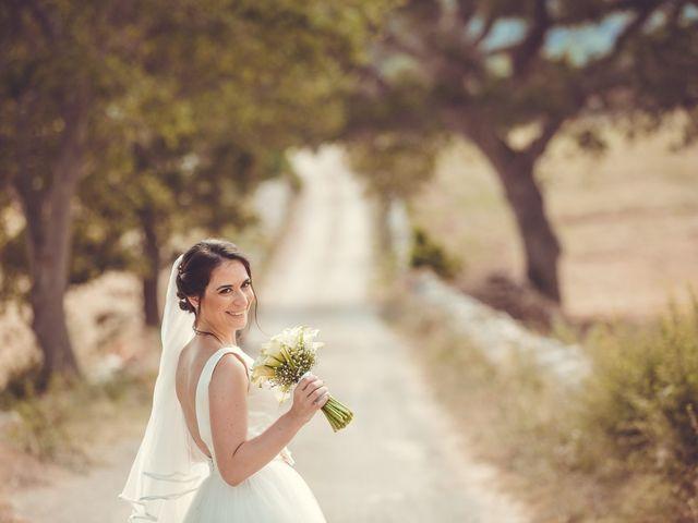 Il matrimonio di Daniela e Ivo a Alberobello, Bari 22