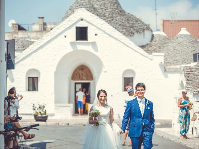 Il matrimonio di Daniela e Ivo a Alberobello, Bari 24