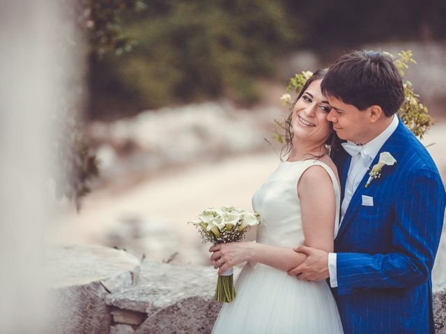 Il matrimonio di Daniela e Ivo a Alberobello, Bari 27