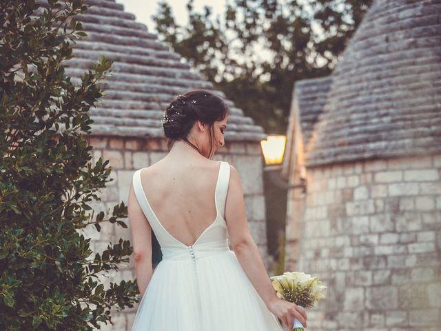 Il matrimonio di Daniela e Ivo a Alberobello, Bari 28