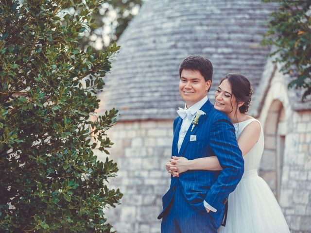 Il matrimonio di Daniela e Ivo a Alberobello, Bari 33