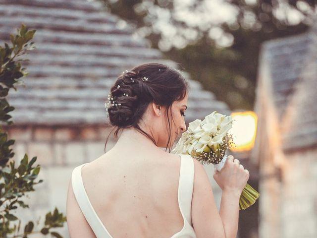 Il matrimonio di Daniela e Ivo a Alberobello, Bari 34