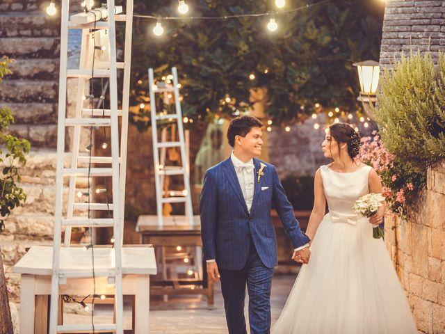 Il matrimonio di Daniela e Ivo a Alberobello, Bari 45