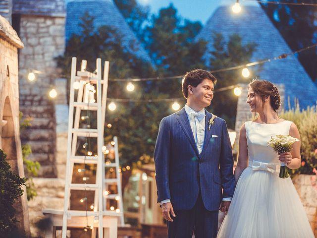 Il matrimonio di Daniela e Ivo a Alberobello, Bari 47