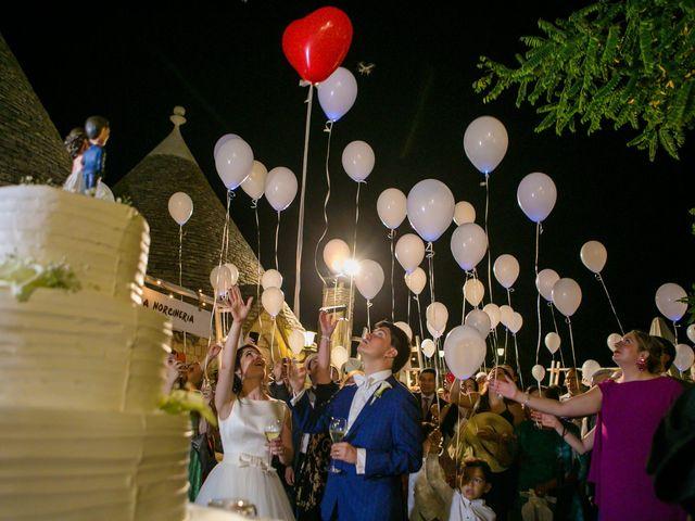 Il matrimonio di Daniela e Ivo a Alberobello, Bari 49