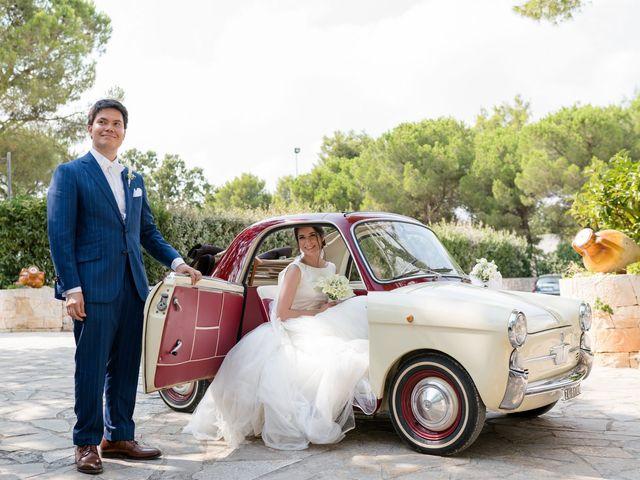 Il matrimonio di Daniela e Ivo a Alberobello, Bari 52
