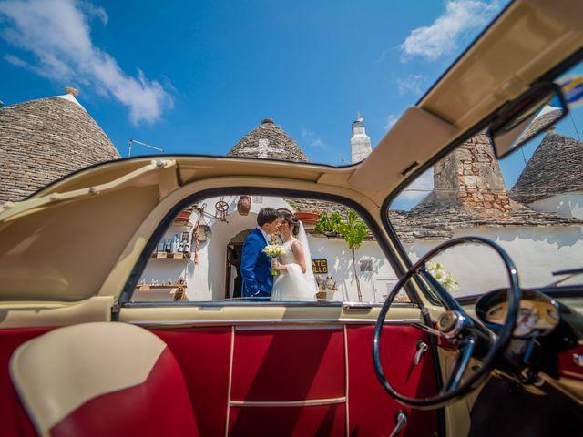 Il matrimonio di Daniela e Ivo a Alberobello, Bari 54