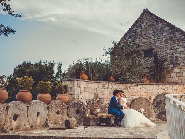 Il matrimonio di Daniela e Ivo a Alberobello, Bari 55