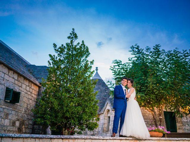 Il matrimonio di Daniela e Ivo a Alberobello, Bari 57