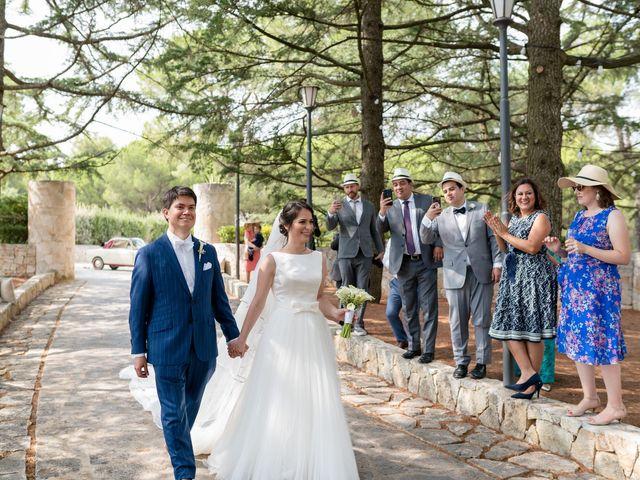 Il matrimonio di Daniela e Ivo a Alberobello, Bari 75