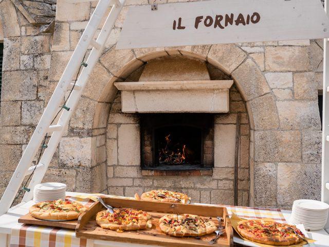 Il matrimonio di Daniela e Ivo a Alberobello, Bari 78