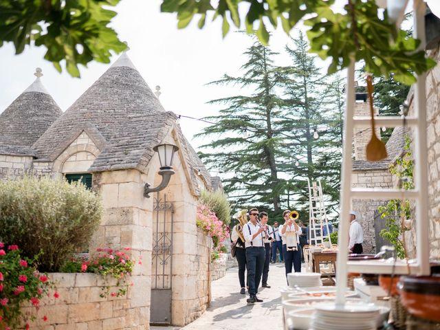 Il matrimonio di Daniela e Ivo a Alberobello, Bari 79