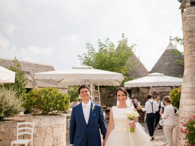 Il matrimonio di Daniela e Ivo a Alberobello, Bari 80