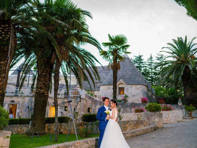 Il matrimonio di Daniela e Ivo a Alberobello, Bari 84